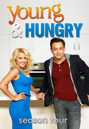 Young & Hungry season 4 poster Freeform channel