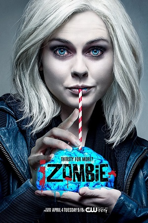 iZombie season 3 poster The CW channel