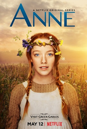 Anne season 1 poster Netflix channel