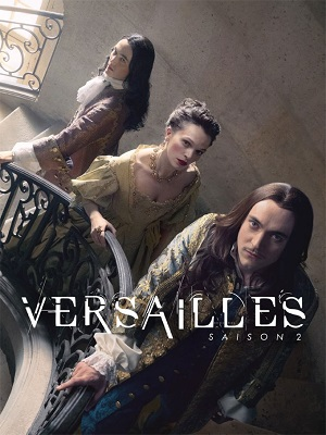 Versailles season 2 poster Canal+ channel