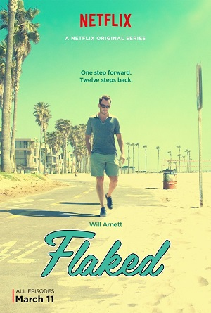 Flaked season 1 poster Netflix channel