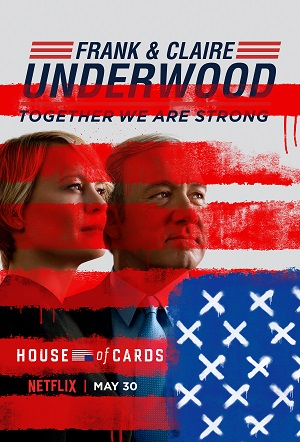 House of Cards season 5 poster Netflix channel