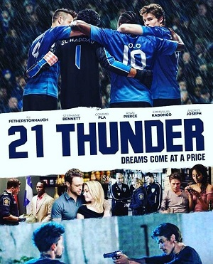 21 Thunder season 1 poster CBC channel