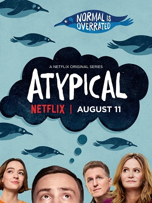 Atypical season 1 poster Netflix channel