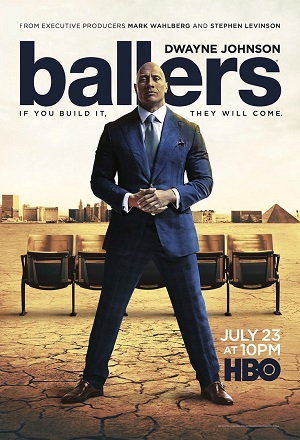 Ballers season 3 poster HBO channel