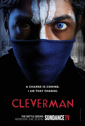 Cleverman season 2 poster SundanceTV channel