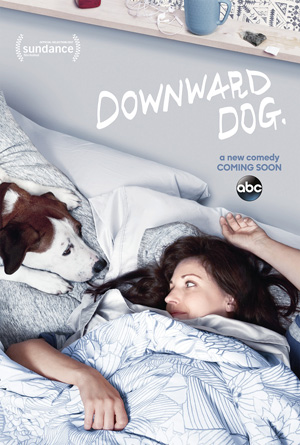 Downward Dog season 1 poster ABC channel