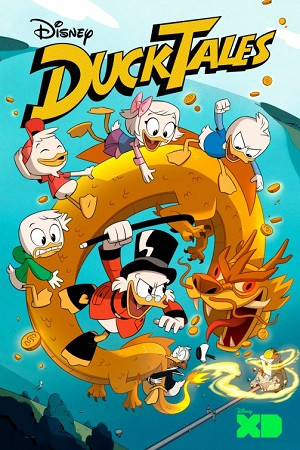 DuckTales season 1 poster Disney XD channel