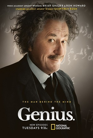 Genius season 1 poster National Geographic channel