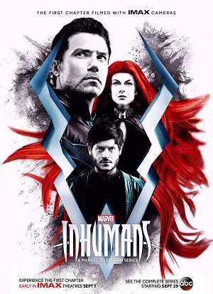 Inhumans season 1 ABC channel