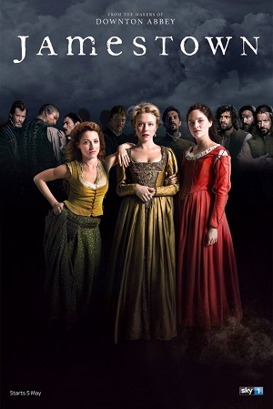 Jamestown season 1 poster Sky 1