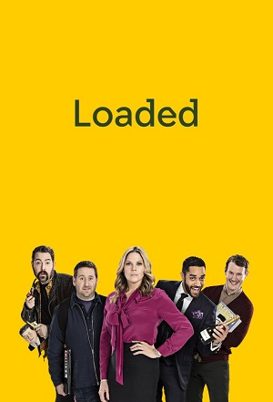 Loaded season 1 poster AMC channel