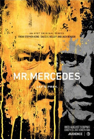 Mr. Mercedes season 1 poster Audience Network channel
