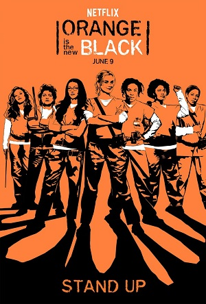 Orange Is the New Black season 5 poster Netflix channel