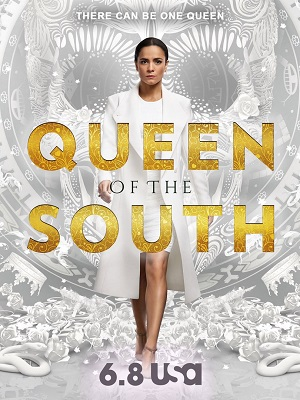 Queen of the South season 2 poster USA Network channel