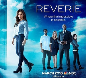 Reverie season 1 poster NBC channel