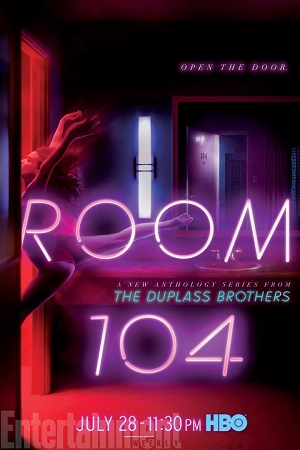 Room 104 season 1 poster HBO channel