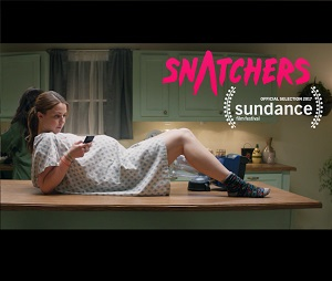 Snatchers season 1 poster go90 channel