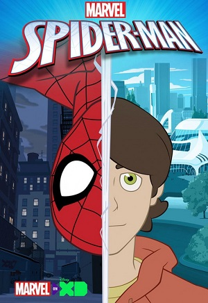 Spider-Man season 1 poster Disney XD channel
