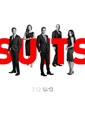 Suits season 7 poster USA Network channel