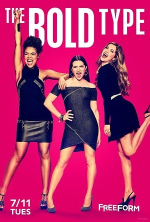The Bold Type season 1 poster Freeform channel