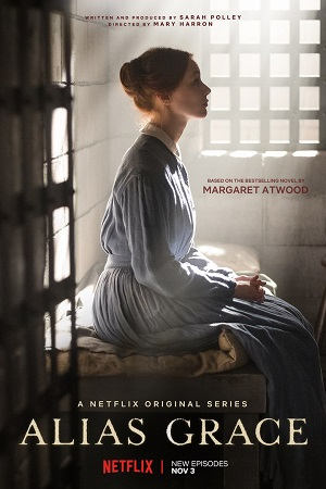 Alias Grace season 1 poster Netflix channel