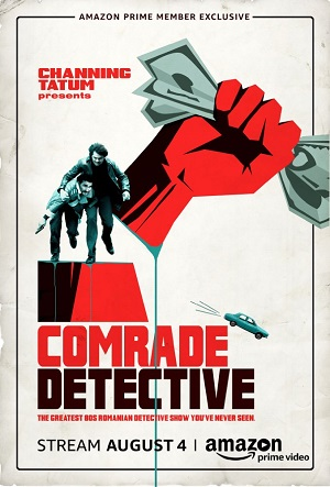 Comrade Detective season 1 poster Amazon Video