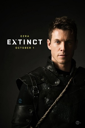 Extinct season 1 poster ByuTV channel