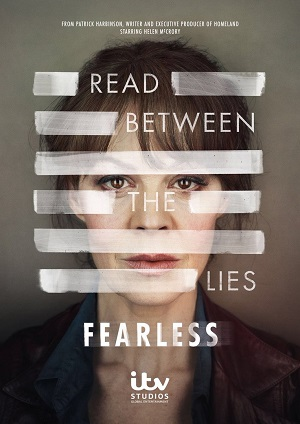 Fearless season 1 poster ITV channel
