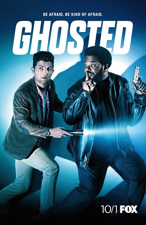 Ghosted season 1 poster FOX channel