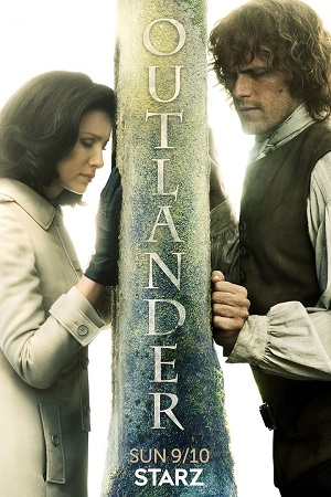 Outlander season 3 poster Starz channel