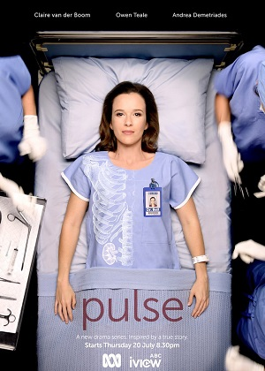 Pulse season 1 poster ABC TV channel