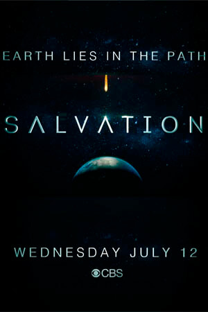 Salvation season 1 poster CBS channel