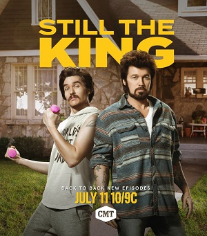 Still the King season 2 poster CMT channel