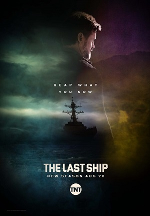 The Last Ship season 2 poster TNT channel