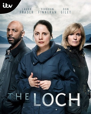 The Loch season 1 poster ITV channel