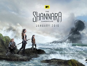 The Shannara Chronicles season 1 poster MTV channel
