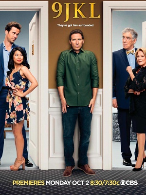 9JKL season 1 poster CBS channel