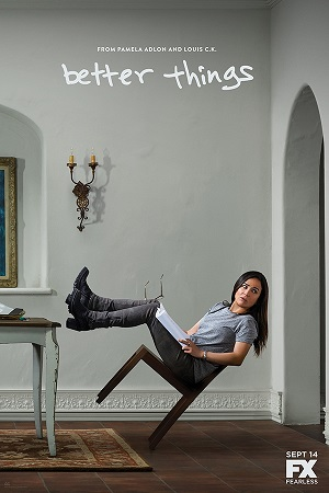 Better Things poster season 2 FX channel