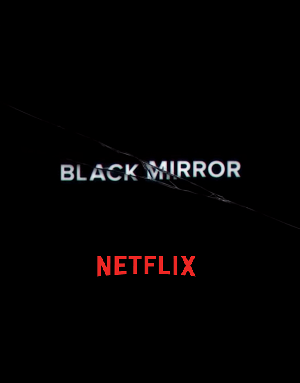 Black Mirror season 4 poster Netflix channel