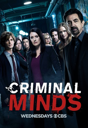 Criminal Minds season 13 poster CBS channel
