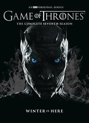 Game of Thrones season 7 poster HBO channel
