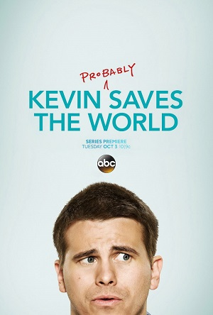 Kevin (Probably) Saves the World season 1 ABC channel