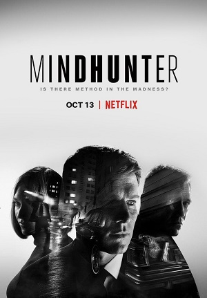 Mindhunter season 1 poster Netflix channel