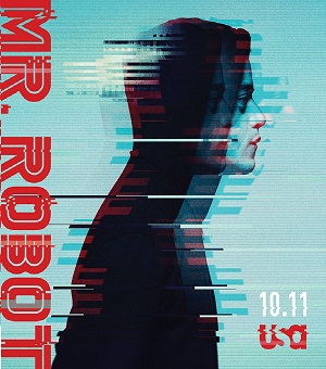 Mr. Robot season 3 poster USA Network channel