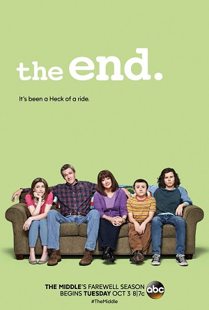 The Middle season 9 poster ABC channel