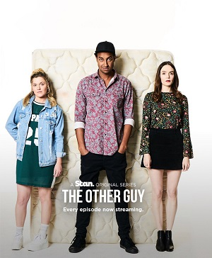 The Other Guy season 1 poster Stan channel
