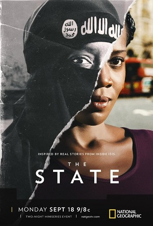 The State poster season 1 National Geographic channel