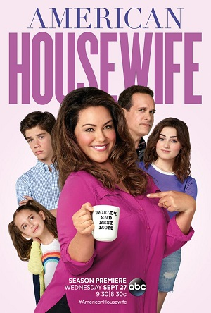 American Housewife season 2 poster ABC channel