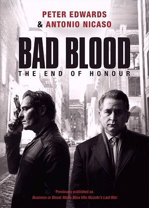 Bad Blood season 1 poster Sky Atlantic channel